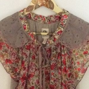 Tiny for Anthropologie blouse.